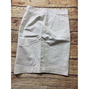 Women's The Limited Skirt White Size 4